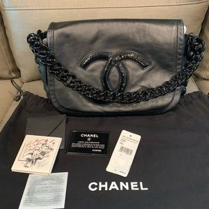Pre-loved authentic CHANEL bag